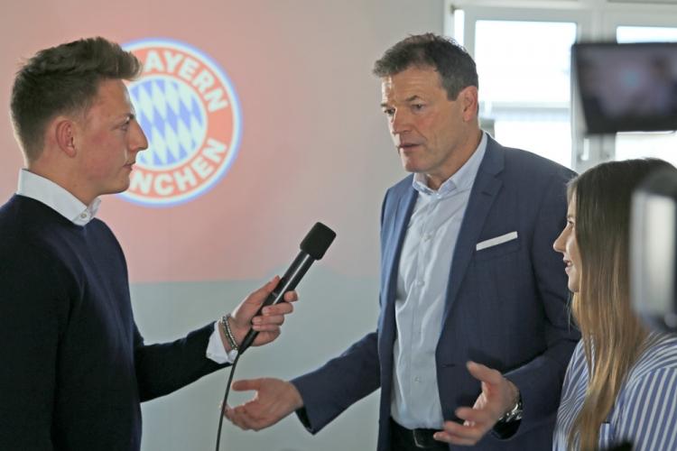 Bayern München Vorstand